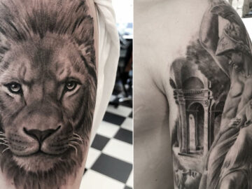 40 tatuagens impressionantes por um artista sueco 41
