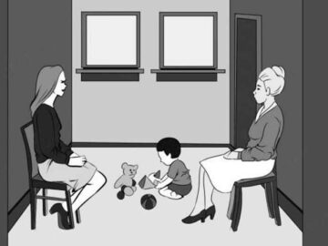 Teste psicológico: Quem é a verdadeira mãe da criança e descubra fatos sobre sua personalidade 6
