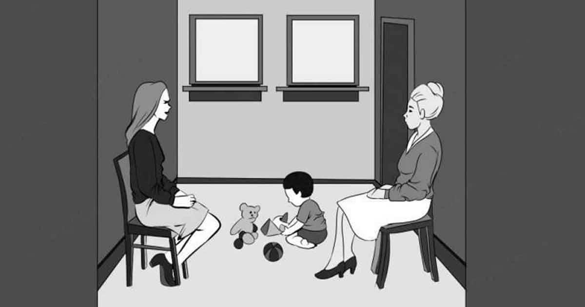 Teste psicológico: Quem é a verdadeira mãe da criança e descubra fatos sobre sua personalidade 5
