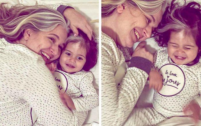 A bebê que nasceu com cabelo grisalhos é a prova de que nossos defeitos nos tornam mais bonitos 7