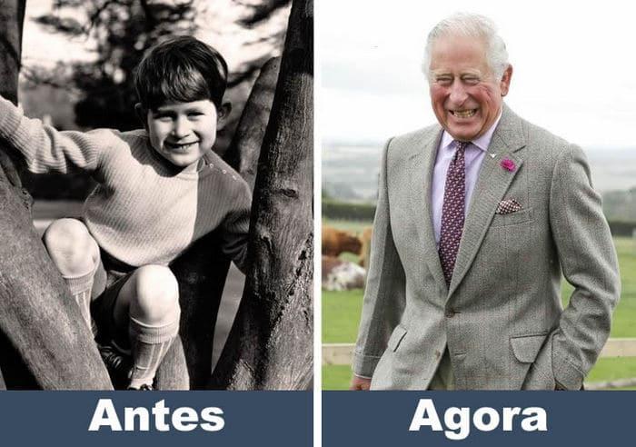 12 fotos que mostram como a realeza era quando crianças 9