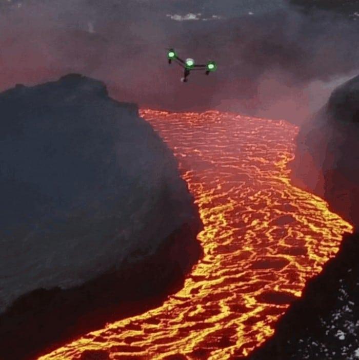 36 fotos de drones surreal que vão te dar frio na barriga 10
