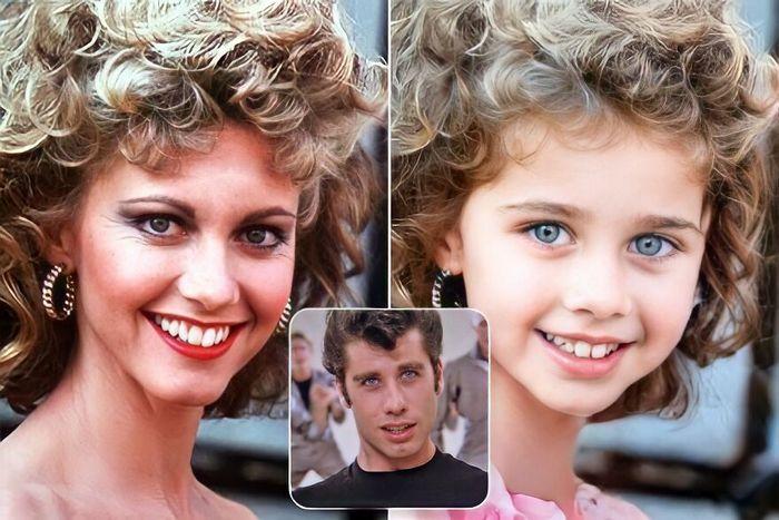 24 casais fictícios famosos com suas crianças 12