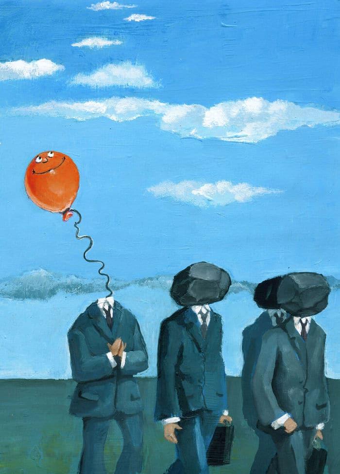 Artista cria 42 ilustrações surreais sobre nossa sociedade 7