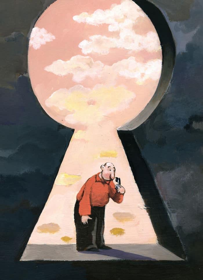 Artista cria 42 ilustrações surreais sobre nossa sociedade 15