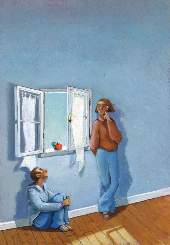 Artista cria 42 ilustrações surreais sobre nossa sociedade 17