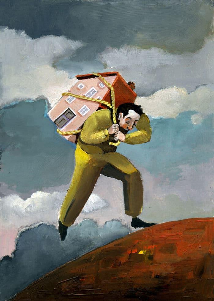 Artista cria 42 ilustrações surreais sobre nossa sociedade 19