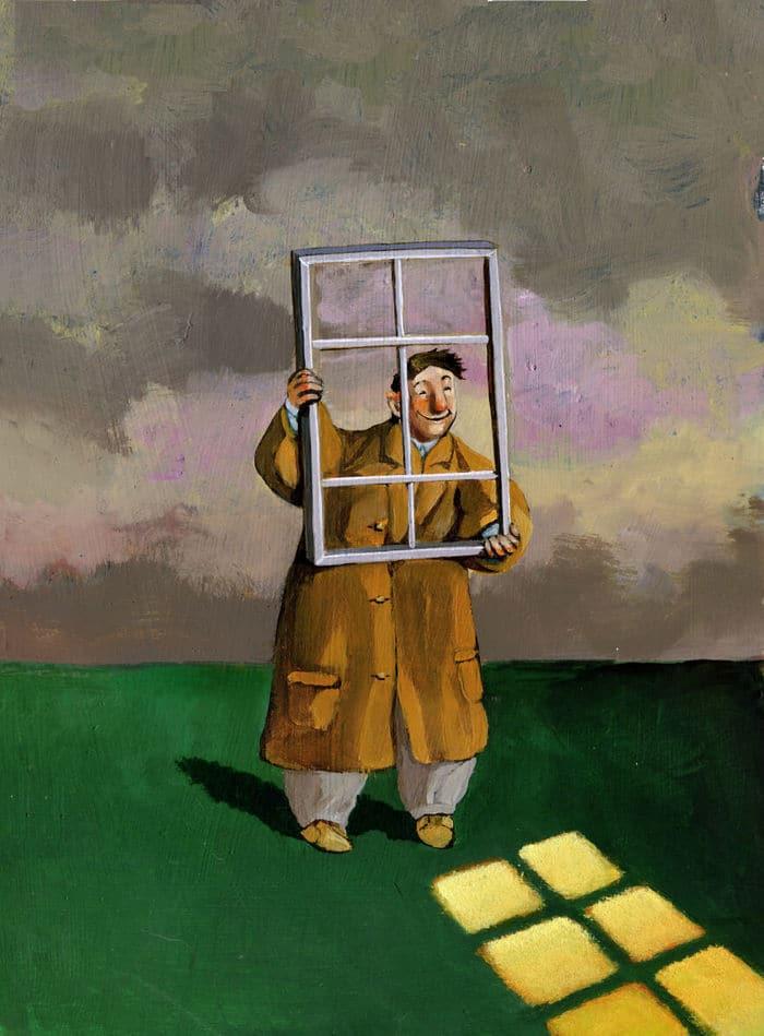 Artista cria 42 ilustrações surreais sobre nossa sociedade 23