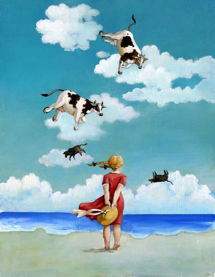 Artista cria 42 ilustrações surreais sobre nossa sociedade 27