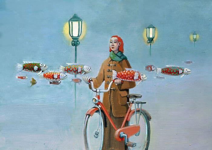 Artista cria 42 ilustrações surreais sobre nossa sociedade 38