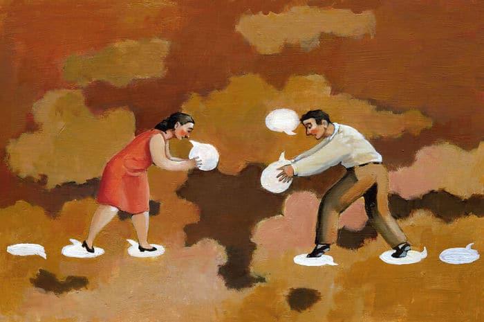 Artista cria 42 ilustrações surreais sobre nossa sociedade 43