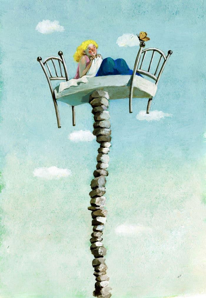 Artista cria 42 ilustrações surreais sobre nossa sociedade 44