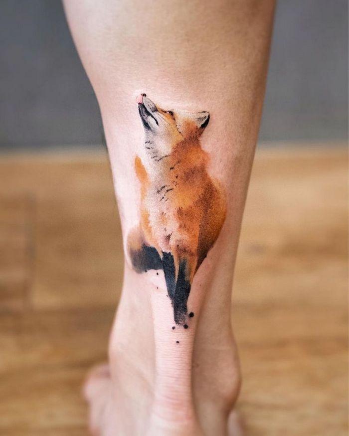 Artista faz tatuagens de tirar o fôlego que parecem ter saído de um conto de fadas 3