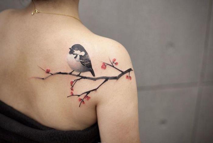 Artista faz tatuagens de tirar o fôlego que parecem ter saído de um conto de fadas 4