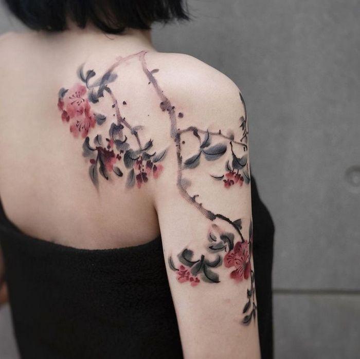 Artista faz tatuagens de tirar o fôlego que parecem ter saído de um conto de fadas 5