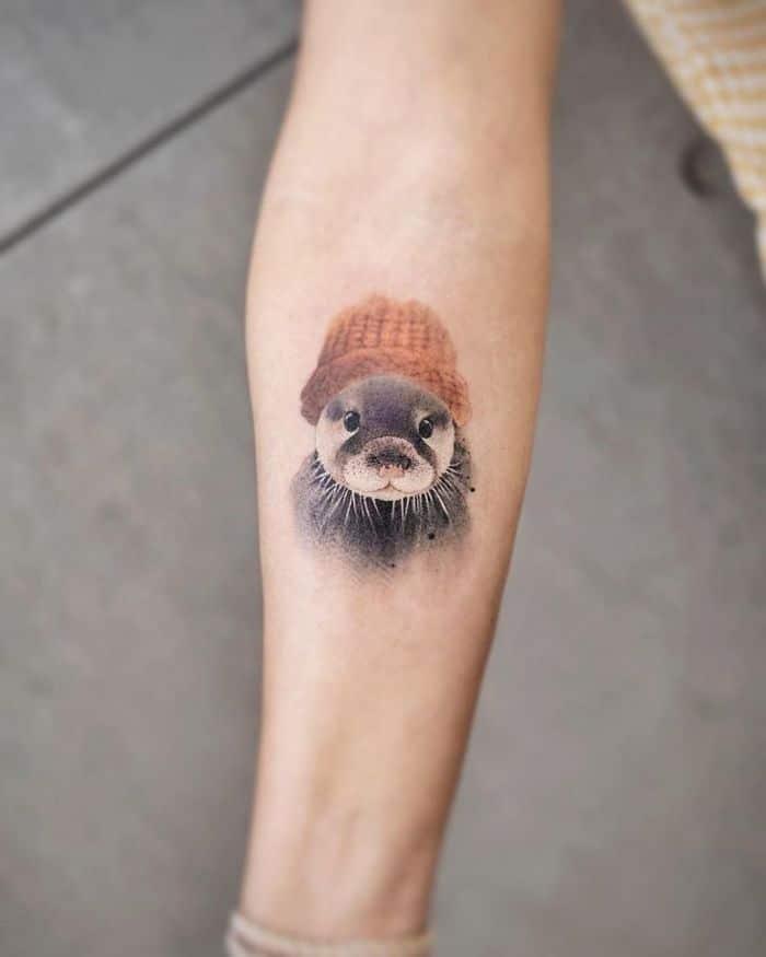 Artista faz tatuagens de tirar o fôlego que parecem ter saído de um conto de fadas 7