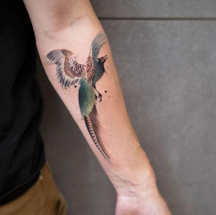 Artista faz tatuagens de tirar o fôlego que parecem ter saído de um conto de fadas 11