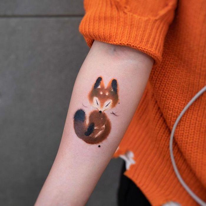 Artista faz tatuagens de tirar o fôlego que parecem ter saído de um conto de fadas 12