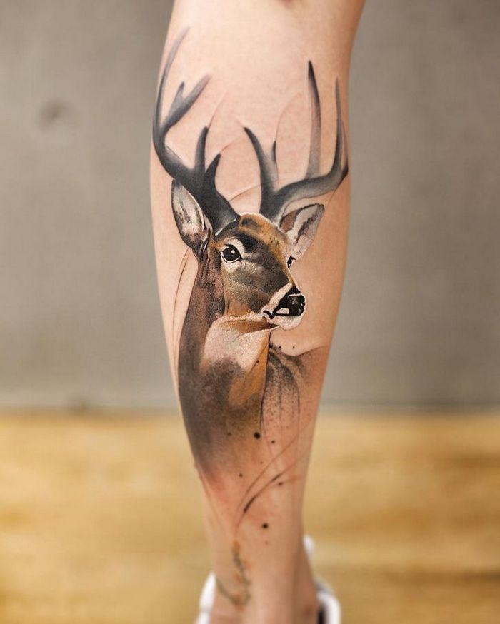 Artista faz tatuagens de tirar o fôlego que parecem ter saído de um conto de fadas 14