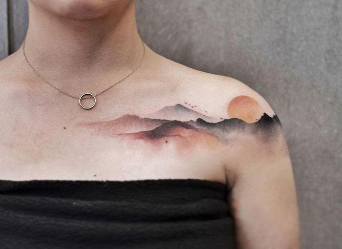 Artista faz tatuagens de tirar o fôlego que parecem ter saído de um conto de fadas 22