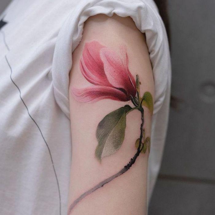 Artista faz tatuagens de tirar o fôlego que parecem ter saído de um conto de fadas 23