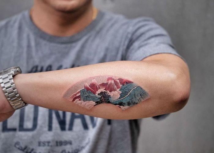 Artista faz tatuagens de tirar o fôlego que parecem ter saído de um conto de fadas 24