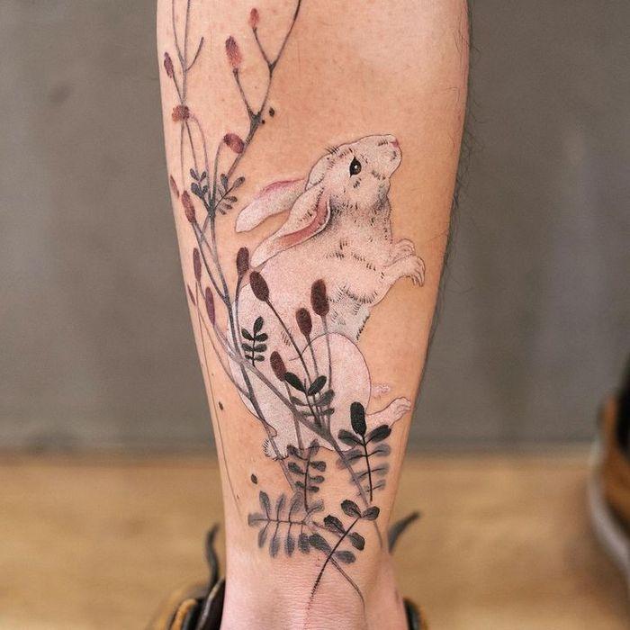 Artista faz tatuagens de tirar o fôlego que parecem ter saído de um conto de fadas 26