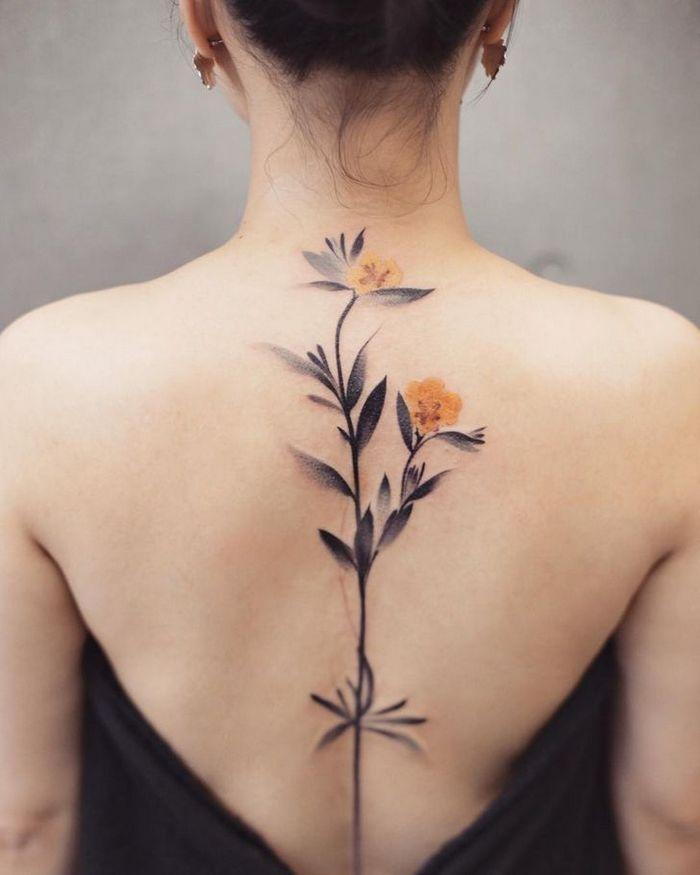 Artista faz tatuagens de tirar o fôlego que parecem ter saído de um conto de fadas 27