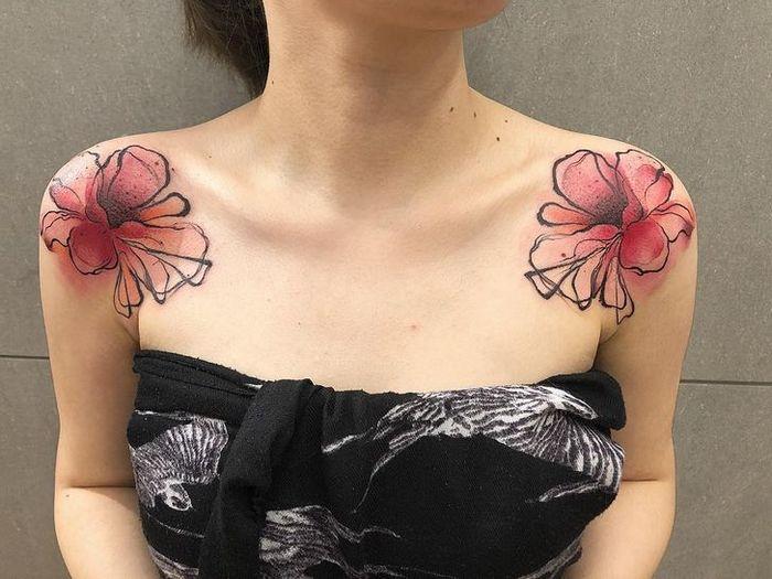 Artista faz tatuagens de tirar o fôlego que parecem ter saído de um conto de fadas 28