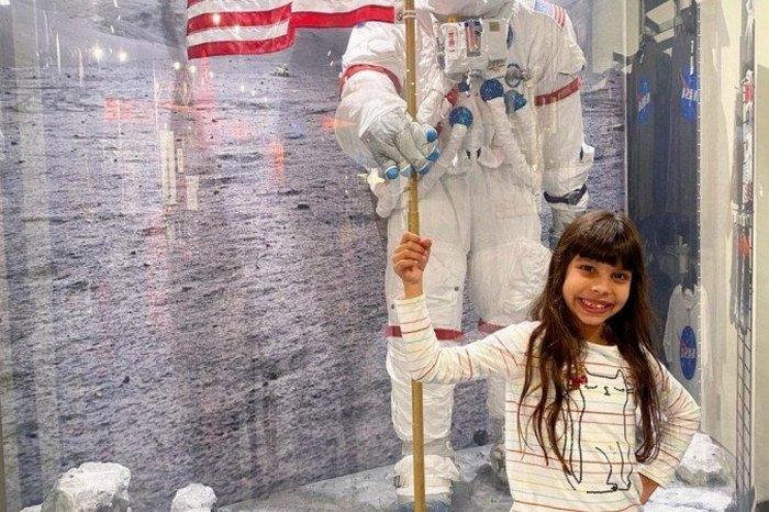 Brasileira de 9 anos entra para grupo dos mais inteligentes do mundo 2