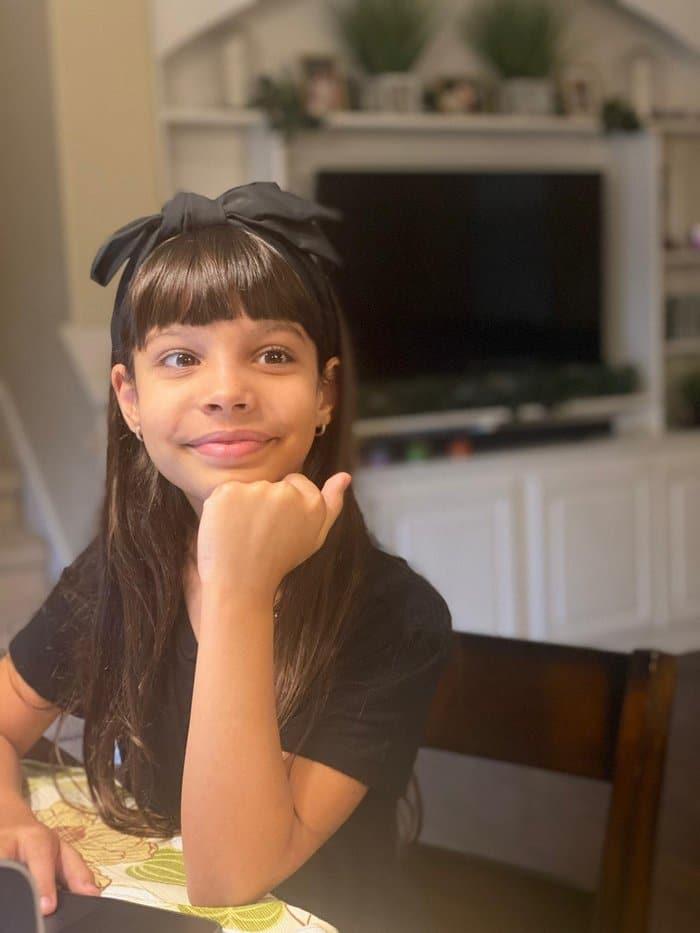 Brasileira de 9 anos entra para grupo dos mais inteligentes do mundo 3