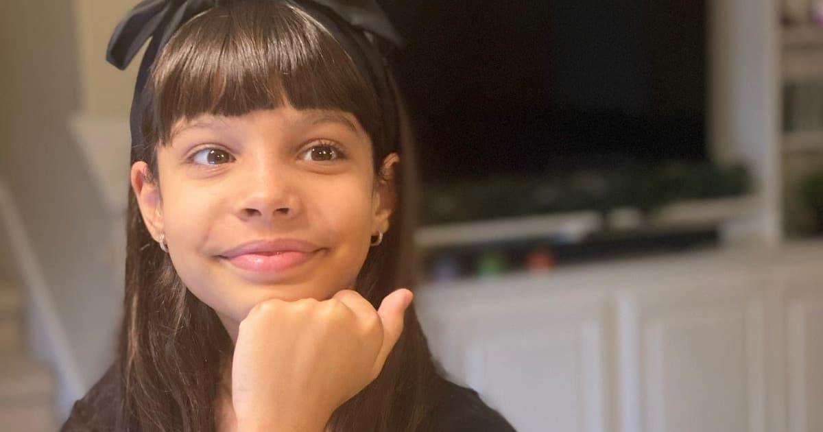 Brasileira de 9 anos entra para grupo dos mais inteligentes do mundo 4