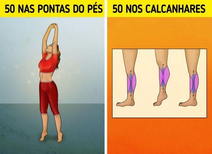 10 exercícios que podem melhorar a circulação sanguínea nas pernas 4