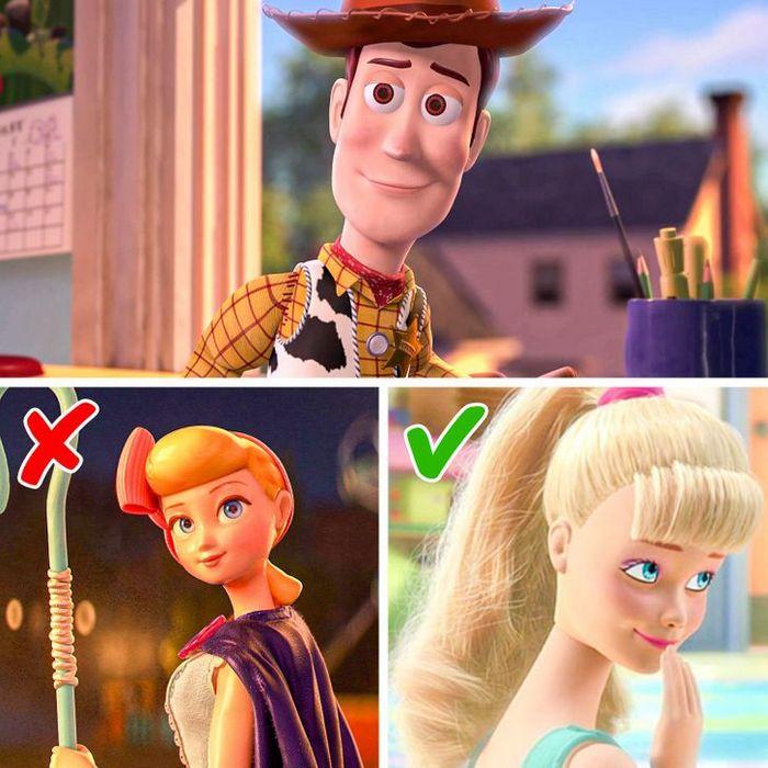 12 fatos interessante sobre os filmes da Pixar 8