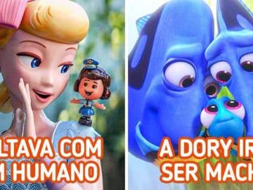 12 fatos interessante sobre os filmes da Pixar 4