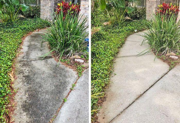 17 fotos de antes e depois que mostram o poder mágico da limpeza 7