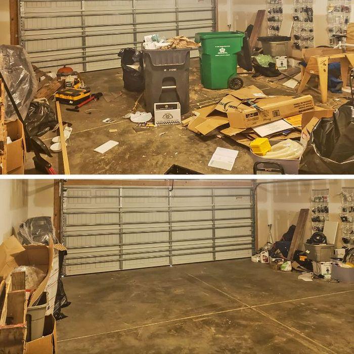 17 fotos de antes e depois que mostram o poder mágico da limpeza 10