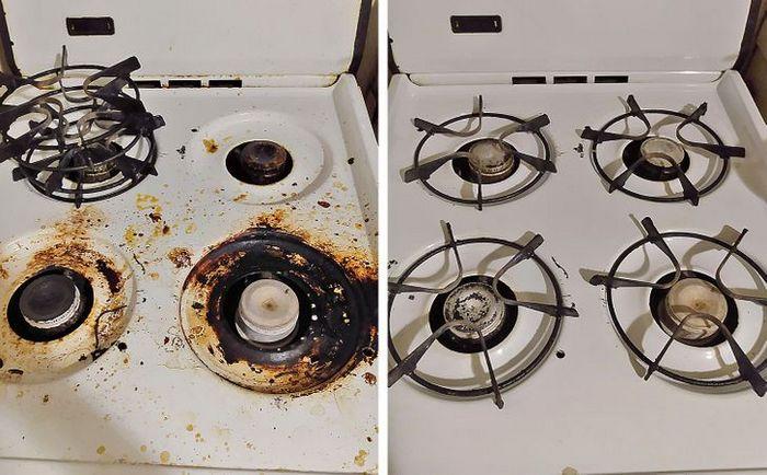 17 fotos de antes e depois que mostram o poder mágico da limpeza 15