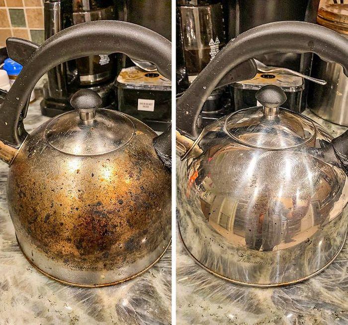 17 fotos de antes e depois que mostram o poder mágico da limpeza 17