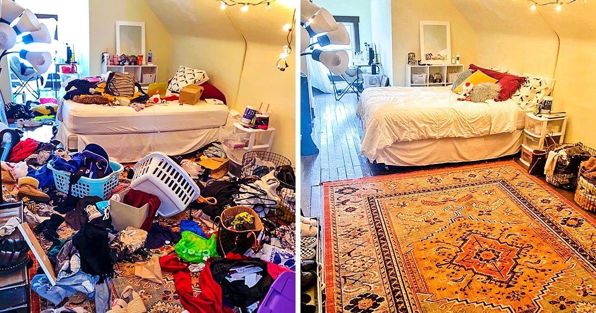 17 fotos de antes e depois que mostram o poder mágico da limpeza 25