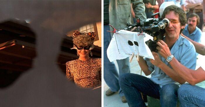 38 fotos de bastidores que mostram o outro lado de filmes famosos 13