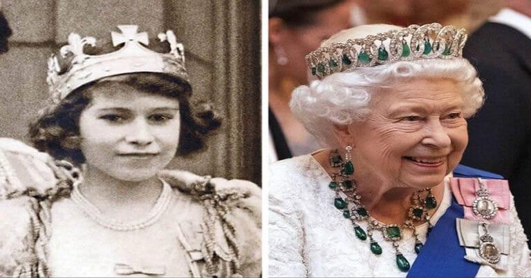 12 fotos que mostram como a realeza era quando crianças 1