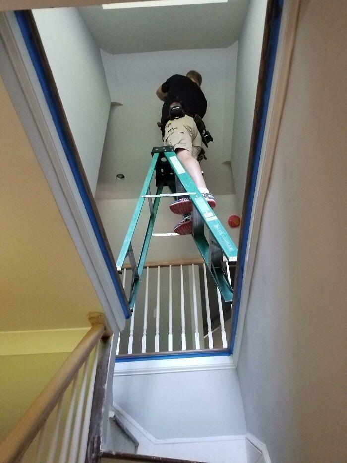 Segurança no trabalho: Pessoas são imortais com essas gambiarras 11