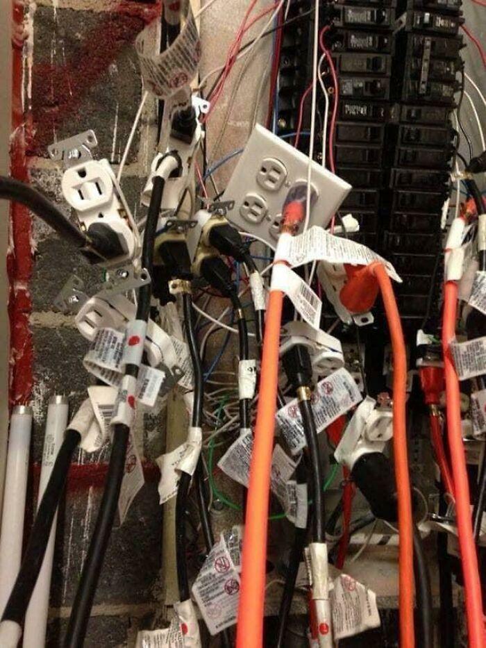 Segurança no trabalho: Pessoas são imortais com essas gambiarras 24