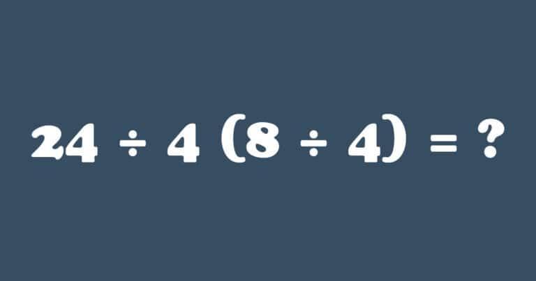 Teste da equação: Conhecimento de matemática de nível médio 1