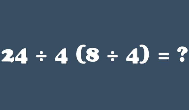 Teste da equação: Conhecimento de matemática de nível médio 2