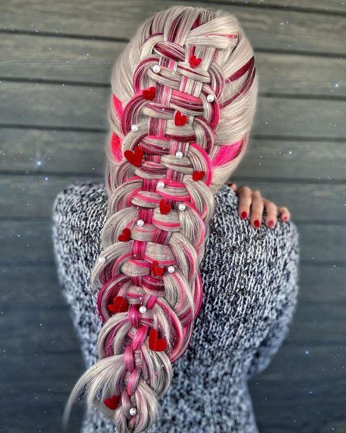 Um cabeleireiro cria penteados incríveis que se tornam virais em um piscar de olhos 4