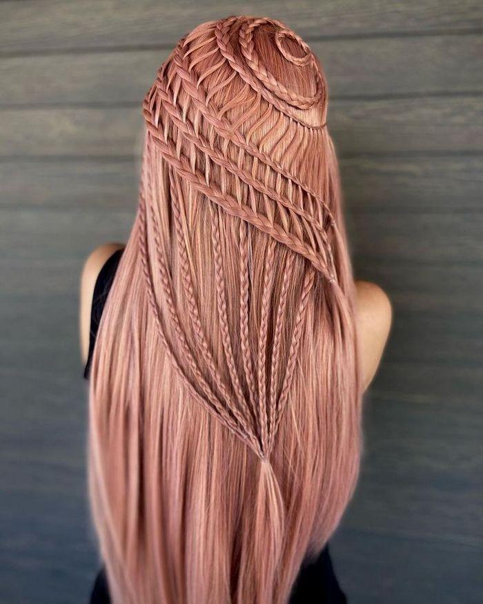 Um cabeleireiro cria penteados incríveis que se tornam virais em um piscar de olhos 5