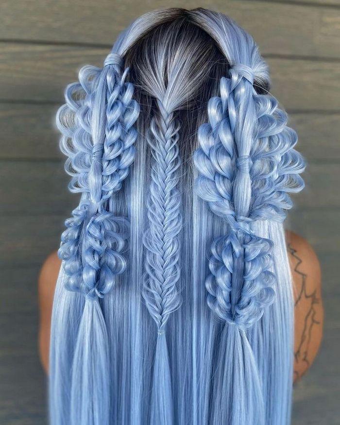 Um cabeleireiro cria penteados incríveis que se tornam virais em um piscar de olhos 7