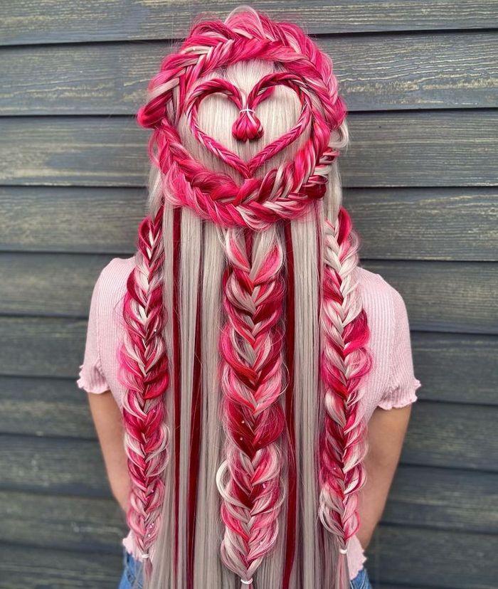 Um cabeleireiro cria penteados incríveis que se tornam virais em um piscar de olhos 10